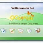 Open Office für Kinder