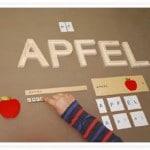 Lernen mit allen Sinnen! Ganzheitliche Lese-Rechtschreibförderung mit dem Apropos Sprache Material