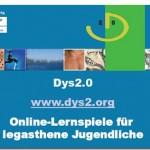 Online-Lernspiele für legasthene Jugendliche