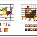 Fünf Puzzles