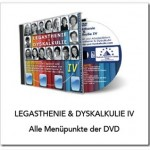 "Broschüre zur DVD ""Legasthenie & Dyskalkulie IV"""