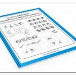 Schulsachen–Wahrnehmungstraining