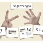 App: Fingermengen