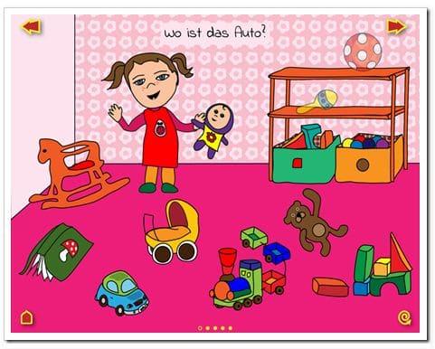 AFS-Methode , akustische Wahrnehmung , App , Aufmerksamkeit , Eltern , räumliche Wahrnehmung , Spieltipp , Unterricht , visuelle Wahrnehmung