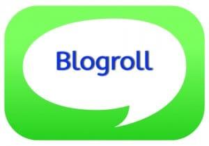 blogroll, blog