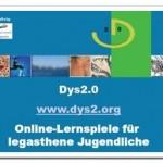 Online Lernspiele für legasthene Jugendliche