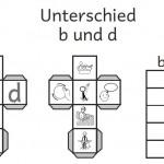 Unterschied von b und d (2)