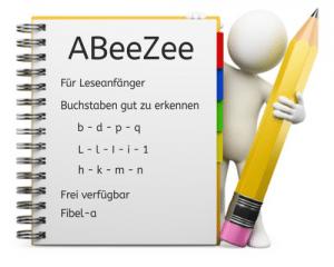 ABeeZee, Schriftart, Font, Legasthenie, Lesen, Schreiben, Unterricht, Arbeitsblatt, Lehrer, Schule, Eltern, Kinder, Hilfe, Google Webfont