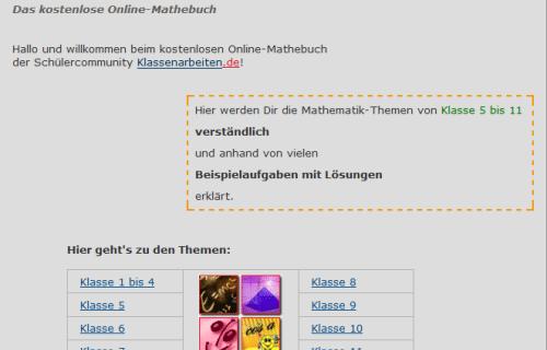 Kostenloses online-Mathebuch, Mathe, kostenlos, online, rechnen, üben, Schule, Kinder