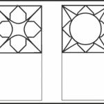 Geometrische Formen nachzeichnen