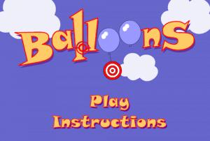 Geschicklichkeitsspiele, Balloons, Spiel, Legasthenie, Dyskalkulie, Training, DVD LUD, Training, Eltern, Kinder