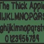Fonts für Arbeitsblätter