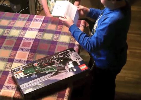 Lego, Freude, Achtsamkeit