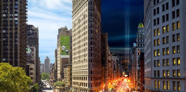 Stadt, die niemals schläft, New York, Fotografie