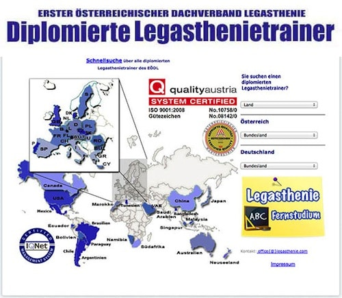 Diplomierte Legasthenietrainier (EÖDL), diplomierte Dyskalkulietrainer (EÖDL), Legasthenie, Dyskalkulie