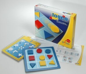 Logeo, Spiel, Logik, Wahrnehmung, Legasthenie, Dyskalkulie, Eltern, Kinder