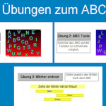 ABC-Training am PC