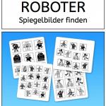 Roboter: Spiegelbilder
