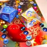 Weihnachtswürfelspiel