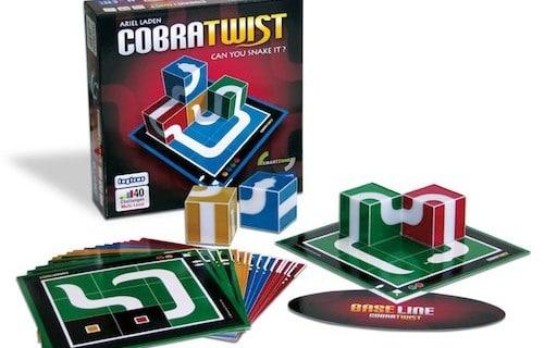 Cobra Twist, Spieltipp, Wahrnehmung, Logik, Legasthenie, Dyskalkulie, Eltern, Kinder