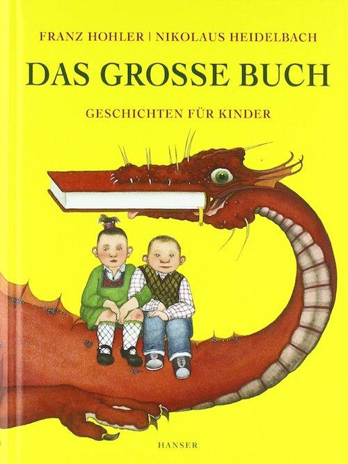 Buchtipp: Franz Hohler, Buchtipp, Lesetipp, Lesen, vorlesen, Kinder, Eltern, Buch