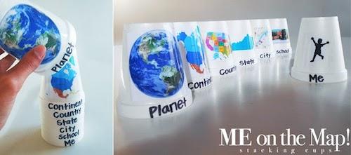 Ich und die Welt, Geografie, kreativ, Wissen, Kinder, Eltern, Welt