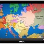 Europa – 1000 Jahre Veränderung der Grenzen