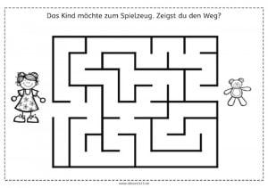 Labyrinthe, Wahrnehmung, räumliche Orientierung, visuelle Wahrnehmung, Arbeitsblatt, kostenlos, Eltern, Kinder, Legasthenie, Dyskalkulie