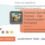 Vorleser.net: Hörbücher für alle!