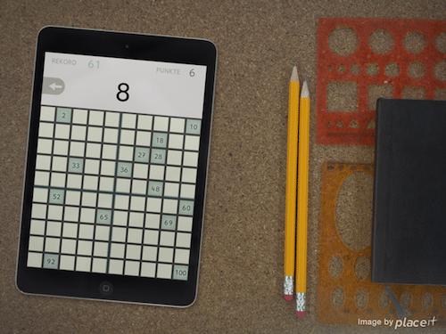 Zahlensucher, app, iOS, Android, ipad, Mathe, Dyskalkulie, Grundschule, Förderschule, Eltern, Kinder