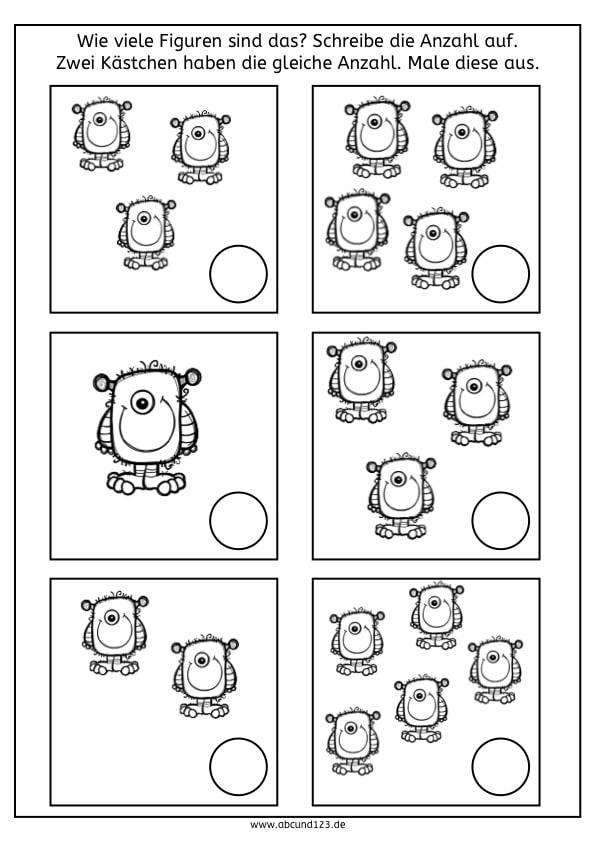 Famous Mathe Kinder Arbeitsblatt Image - Kindergarten Arbeitsblatt ...