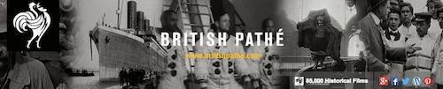 Pathé News, British Pathé, Nachrichten, Geschichte, Skurriles, Youtube, Videos, Weltgeschehen, Diverses