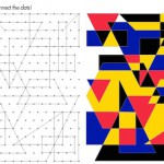 Kunst mit Geometrie
