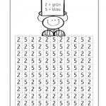Ähnliche Buchstaben und Ziffern [Pixelbilder]