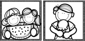 Eis und Wassermelone, Lesen, Leseverständnis, Legasthenie, LRS, Material, Leseblatt, Lesemalblatt, kostenlos, Eltern, Kinder, Schule, Grundschule, Förderschule, AFS-Methode, Legasthenietraining