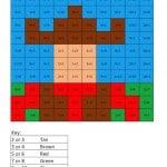Pixel-Rechenbilder