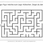 Lego-Labyrinthe