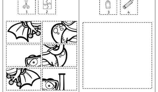 Puzzle – Seite 3
