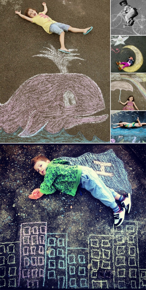 Kreide, kreativ, malen, AFS-Methode, Legasthenie, Dyskalkulie, Fünf am Freitag, Stephany Koujou, Koujou, Schule, Eltern, Kinder