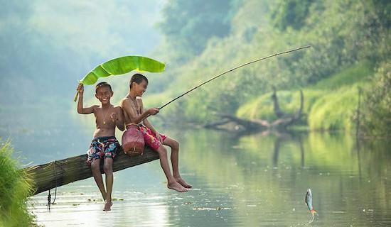 Spielen, Welt, Foto, Zen, Kinder