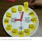 Uhrzeit: Materialien und Linktipps [Fünf am Freitag]