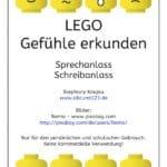 Mit Lego Gefühle erkunden
