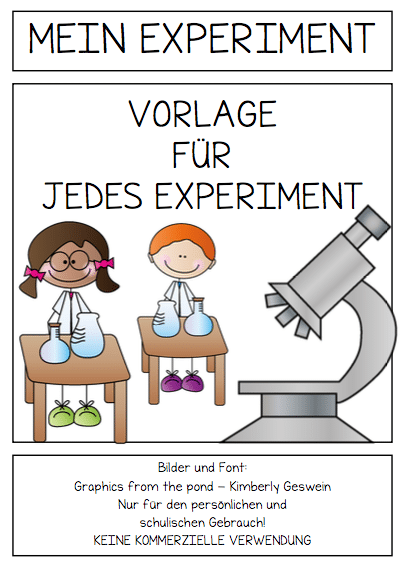 Mein Experiment
