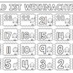 Abzählkalender