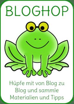 Bloghop, Einmaleins