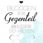 Bloggen!