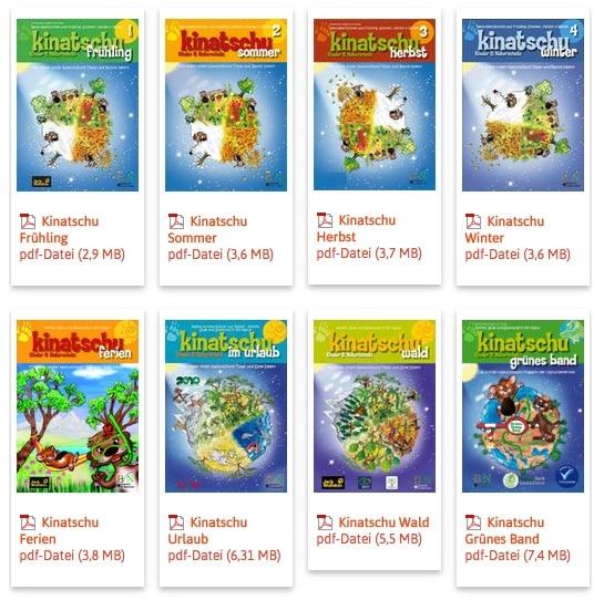 kinatschu, Kinderzeitschrift, kostenlos, lesen, Kinder, Eltern