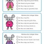 Lesen mit den Mäusen