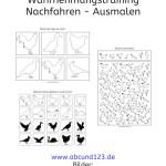 Überall Vögel – Wahrnehmungsübungen