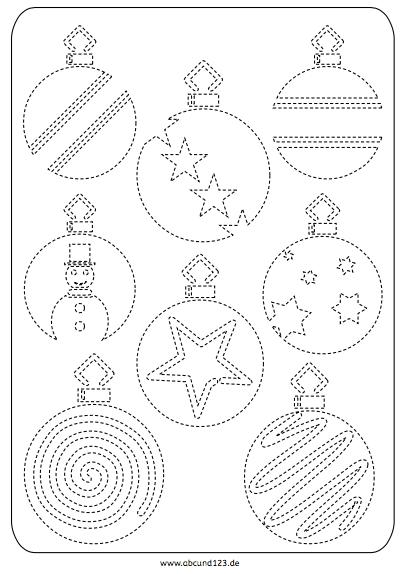 Weihnachtliches Nachfahren, Nachfahren, Weihnachten, Legasthenie, Legasthenietraining, AFS-Methode, Koujou, Stephany Koujou, Wahrnehmung, Aufmerksamkeit, Download, nachfahrmaterial